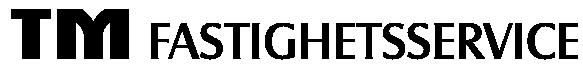 TM Fastighetsservice AB Logo